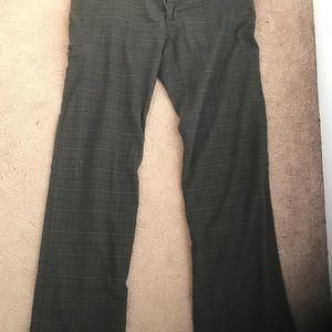 Men's travel dress pants